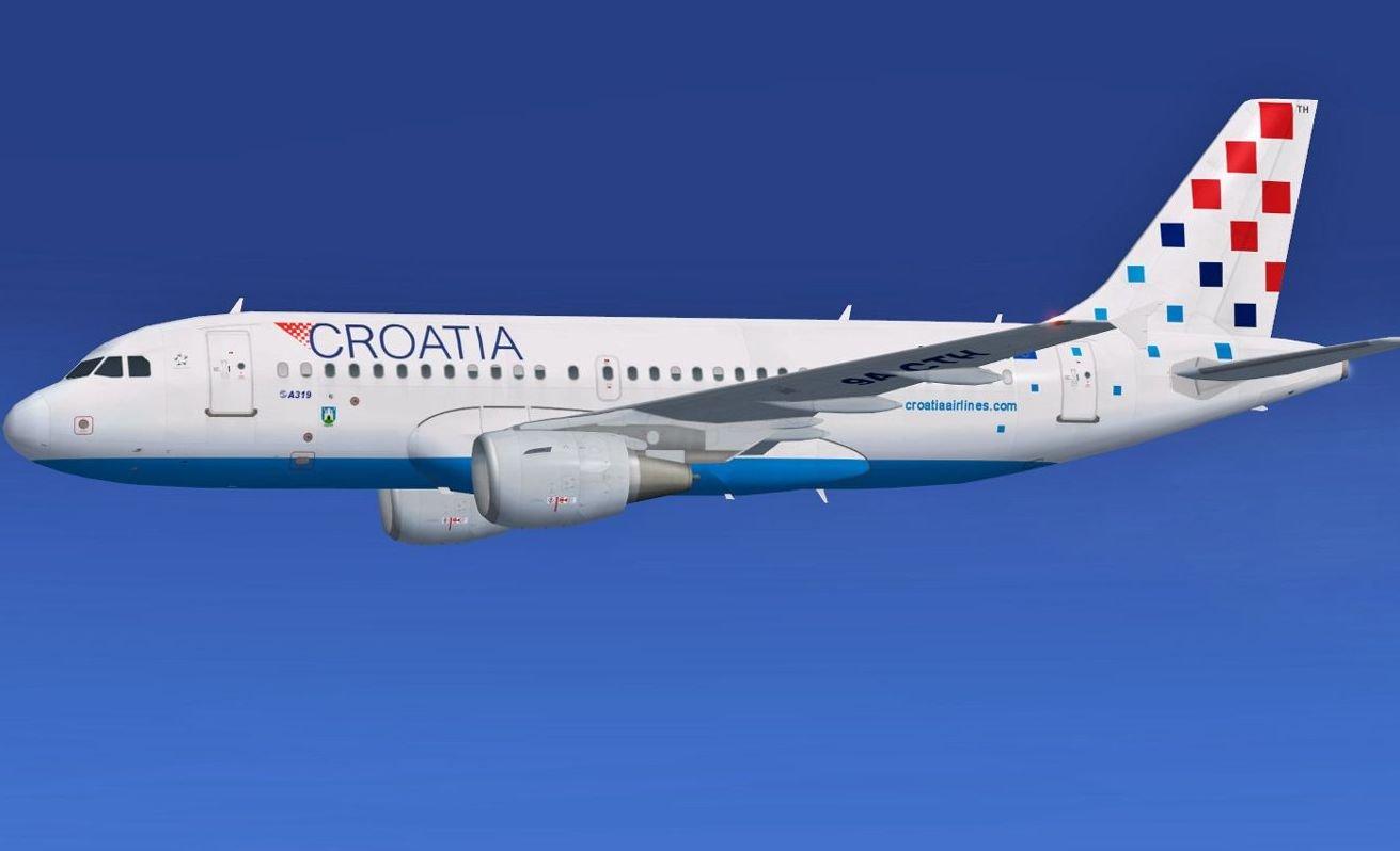 Croatia Airlines Otkazala Preko 80 Letova U Rujnu Među Njima I Letove Iz Irske Irska I Smaragdni Otok